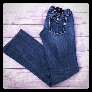 Miss Me Boot Cut Jeans JS5014B37